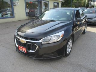 Used 2015 Chevrolet Malibu FUEL EFFICIENT LS EDITION 5 PASSENGER 2.5L - ECO-TEC - DOHC.. CD/AUX INPUT.. KEYLESS ENTRY.. for sale in Bradford, ON