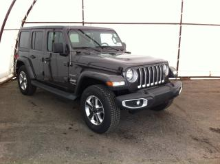 Used 2019 Jeep Wrangler Unlimited Sahara for sale in Ottawa, ON