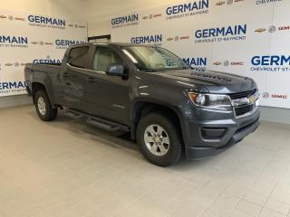 Used 2016 Chevrolet Colorado WT-  CARPLAY-ANDROÏD AUTO- CAMÉRA DE RECUL. for sale in St-Raymond, QC