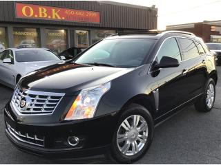 Used 2014 Cadillac SRX AWD-TOIT PANORAMIQUE-BLUETOOTH-CUIR- for sale in Laval, QC