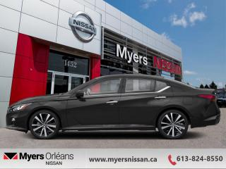 New 2020 Nissan Altima 2.5 Platinum  -  - FREIGHT for sale in Orleans, ON