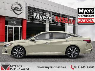 New 2020 Nissan Altima 2.5 SV  - ProPilot -  Sunroof for sale in Orleans, ON