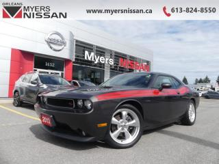 Used 2013 Dodge Challenger R/T  - Leather Seats -  Bluetooth - $217 B/W for sale in Orleans, ON