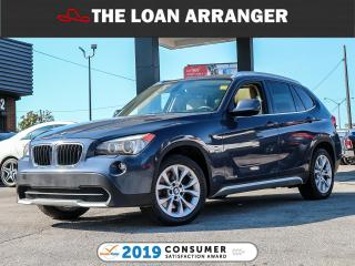Used 2012 BMW X1 for sale in Barrie, ON