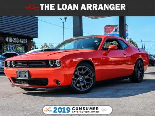 Used 2017 Dodge Challenger for sale in Barrie, ON