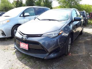 Used 2017 Toyota Corolla LE / Clean Title for sale in Pickering, ON