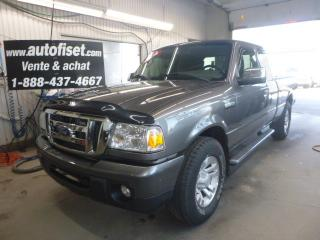 Used 2011 Ford Ranger 2011 Ford Ranger - 4WD SuperCab 126  XLT for sale in St-Raymond, QC