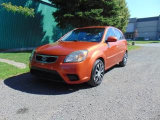 Used 2010 Kia Rio Hayon 5 portes, boîte automatique, Rio5 for sale in St-Eustache, QC
