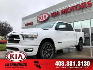 Used 2019 RAM 1500 SPORT for sale in Lethbridge, AB