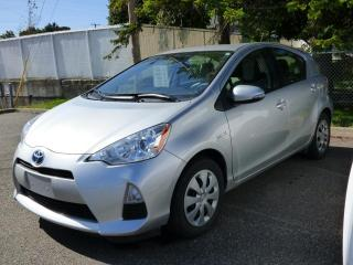 Used 2014 Toyota Prius c C - Hayon - Automatique -  Bluetooth - A for sale in Trois-Rivières, QC