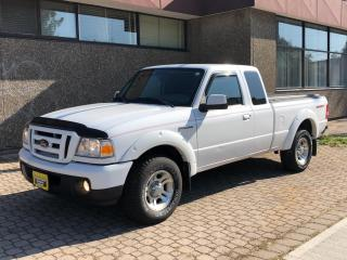 """Used 2011 Ford Ranger 2WD SuperCab 126"""" Sport for sale in Hamilton, ON"""
