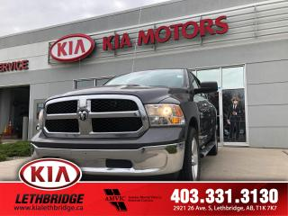 Used 2016 RAM 1500 SLT for sale in Lethbridge, AB