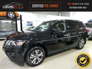 Used 2019 Nissan Pathfinder SV avec ensemble Technologie SV TECH| NAVIGATION| 4X4| R/CAMERA for sale in Vaughan, ON