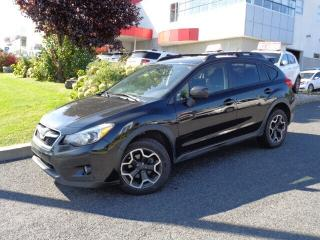Used 2013 Subaru XV Crosstrek Sport Package * MAGS * DÉMAREUR * BLUETOOTH * for sale in Ste-Julie, QC