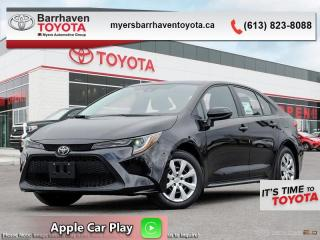 New 2020 Toyota Corolla LE  - Heated Seats - $144 B/W for sale in Ottawa, ON