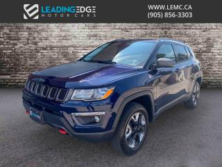 Used 2018 Jeep Compass Trailhawk for sale in Woodbridge, ON