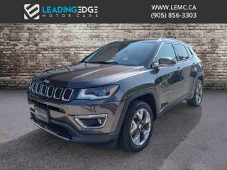 Used 2018 Jeep Compass LIMITED for sale in Woodbridge, ON