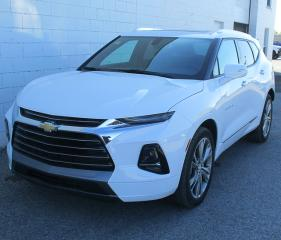 Used 2019 Chevrolet Blazer Premier for sale in Peterborough, ON