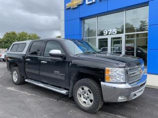 Used 2013 Chevrolet Silverado 1500 LT Crew Cab Short Box 4WD 1SB for sale in Gatineau, QC