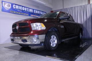Used 2017 RAM 1500 Cabine multiplaces 4RM, 149 po Outdoorsm for sale in Chicoutimi, QC