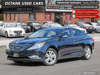 Used 2011 Hyundai Sonata Limited Accident Free! Certified! for sale in Scarborough, ON
