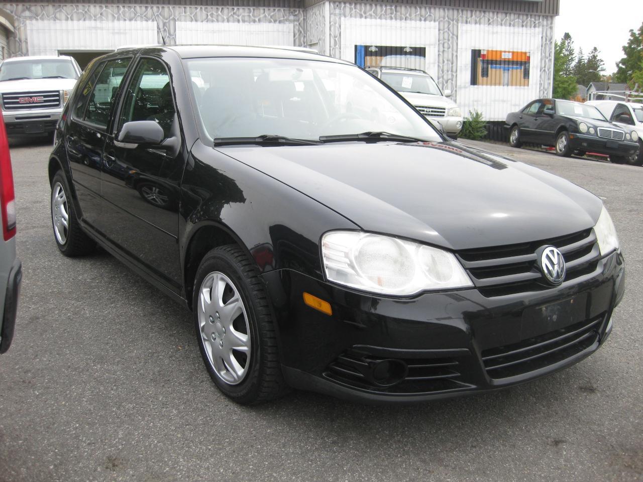 2008 Volkswagen City Golf Manual 4cyl Hatchback 5pass