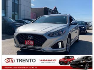 Used 2018 Hyundai Sonata 2018 Hyundai Sonata - 2.4L Sport for sale in North York, ON