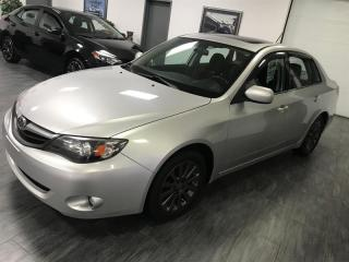 Used 2011 Subaru Impreza 2.5i w-Sport Pkg AWD Touring for sale in Châteauguay, QC
