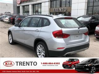 Used 2015 BMW X1 xDrive28i/Navigation/Pano.roof/Premium for sale in North York, ON
