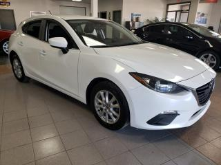Used 2016 Mazda MAZDA3 Sport GS SkyActiv H/B for sale in Châteauguay, QC