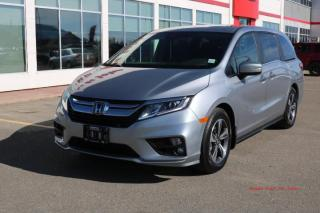 Used 2020 Honda Odyssey EX for sale in Fort St John, BC
