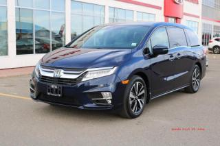 Used 2020 Honda Odyssey Touring for sale in Fort St John, BC