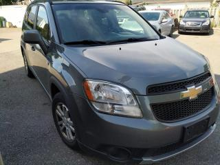 Used 2012 Chevrolet Orlando for sale in Oshawa, ON