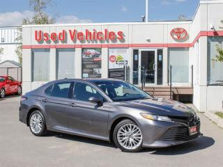 Used 2018 Toyota Camry XLE V6 for sale in North York, ON