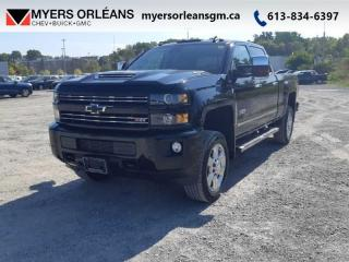 Used 2018 Chevrolet Silverado 2500 HD LTZ  LTZ Z71 COLOR MATCH BUMPERS, BEAUTIFUL LOOKING TRUCK! for sale in Orleans, ON