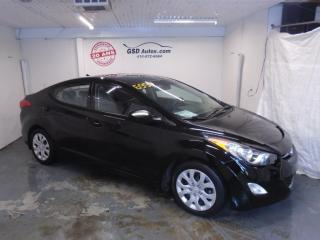 Used 2013 Hyundai Elantra GLS for sale in Ancienne Lorette, QC