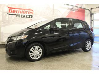 Used 2015 Honda Fit LX for sale in Lévis, QC