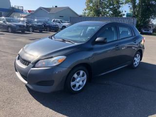 Used 2009 Toyota Matrix AIR CLIMATISÉ for sale in Lévis, QC