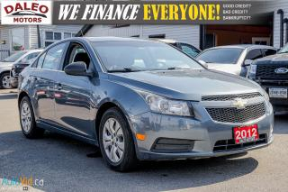 Used 2012 Chevrolet Cruze LS for sale in Hamilton, ON