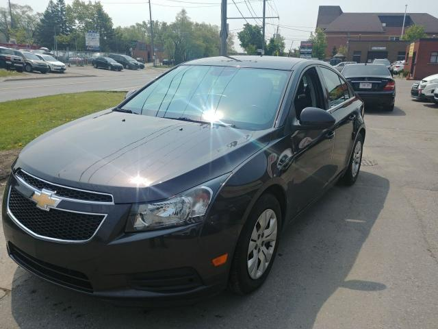 2014 Chevrolet Cruze 1LT Full Sized 4cyl w TURBO!