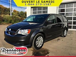 Used 2017 Dodge Grand Caravan CVP/SXT *CRUISE *AIR CLIMATISE* for sale in Donnacona, QC