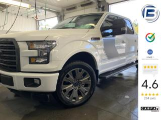 Used 2017 Ford F-150 SuperCrew | XLT for sale in St-Hyacinthe, QC