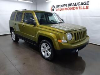 Used 2012 Jeep Patriot north for sale in Drummondville, QC