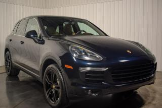 Used 2015 Porsche Cayenne S CUIR TOIT PANO NAV MAGS for sale in St-Hubert, QC