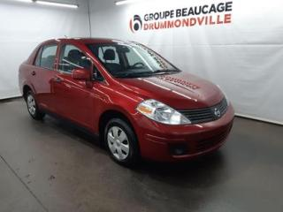 Used 2011 Nissan Versa S for sale in Drummondville, QC