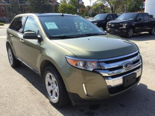Used 2013 Ford Edge SEL | FWD | Reverse Camera for sale in Harriston, ON