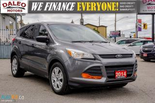 Used 2014 Ford Escape S | BACKUP CAM | VOICE COMMAND | BLUETOOTH | for sale in Hamilton, ON