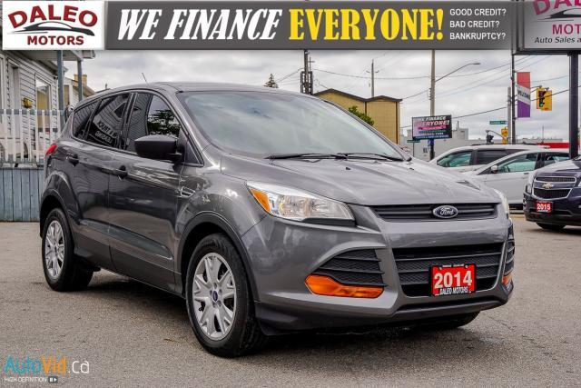 2014 Ford Escape S | BACKUP CAM | VOICE COMMAND | BLUETOOTH |