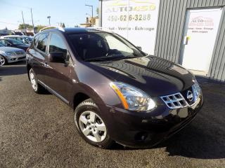 Used 2012 Nissan Rogue ***S,AWD,4X4,BAS KILOMETRAGE,BIEN EQUIPÉ for sale in Longueuil, QC