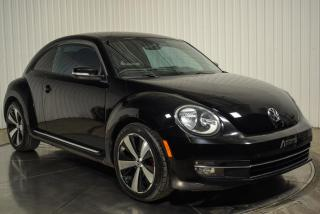Used 2013 Volkswagen Beetle SPORTLINE TURBO TOIT PANO CUIR NAVI for sale in St-Hubert, QC
